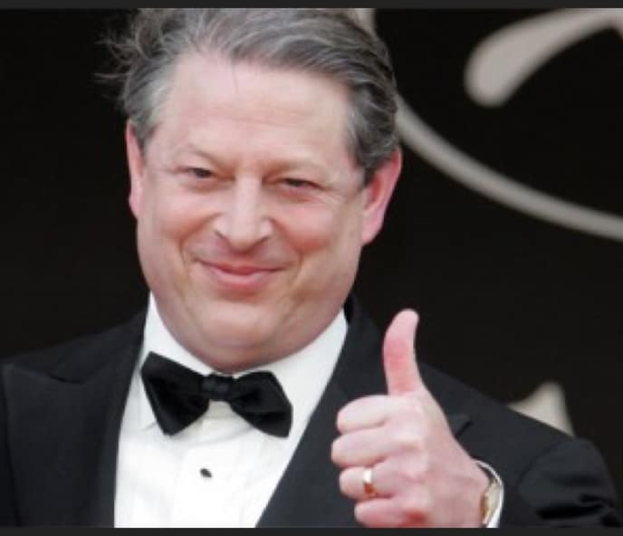 Career Reinvention - Al Gore