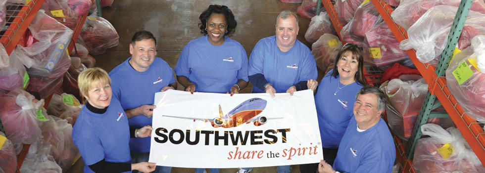 Career Reinvention - Southwest Airlines