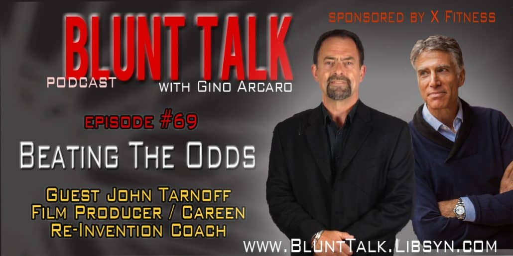 Blunt Talk Podcast Interview